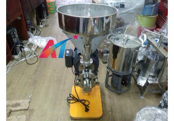Máy xay cà phê motor VTC cối inox 1hp