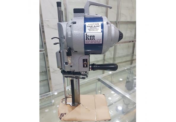 Máy cắt vải công nghiệp cầm tay Km-ksu 750w-8inch